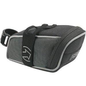 PRO Medi Strap Bicycle Saddle Bag (Black)