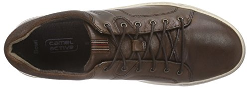Bison Bowl active 11 04 Nut camel Herren Sneakers Braun HZSzxqwU