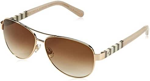 Kate Spade Women's Dalia Aviator Sunglasses
