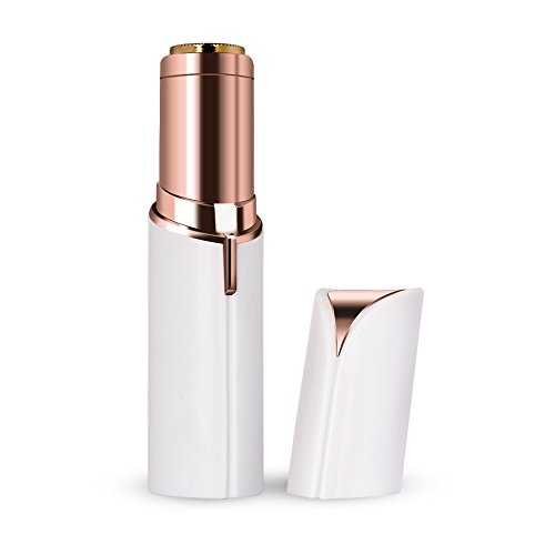 Electric Pain Free Facial Hair Remover for Women or Men, Electric Shaver and Hair Trimmer, Lipstick Razor As Seen On TV