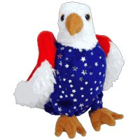 Amazon.com  Ty Beanie Babies Free - Eagle (Ty Store Exclusive)  Toys ... 06e5a62044eb