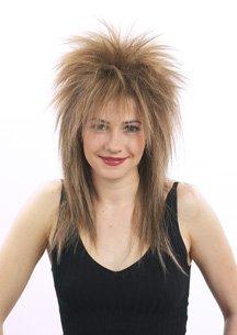 Amazoncom Tina Turner Wig Fun Wig Beauty
