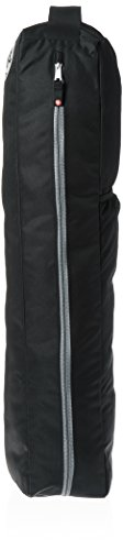 Manduka Go Light Yoga Mat Bag, Black