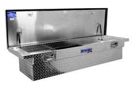 toolbox for truck bed matte black - 1