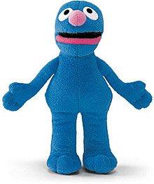 Gund Sesame Street Grover Finger Puppet 6