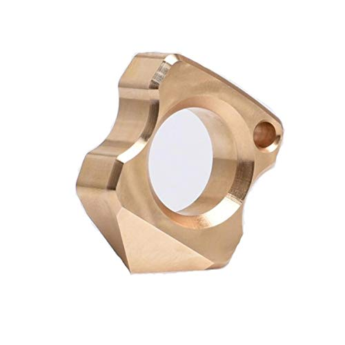 Baoqin Pyramid Brass Multi-Funtion Outdoors Key -