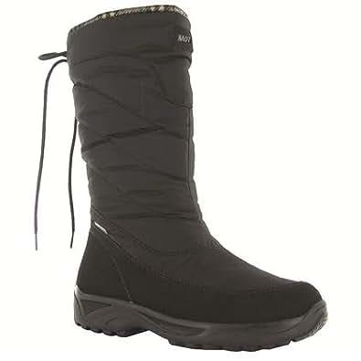 Amazon.com | NAOT Footwear Women's Montana Winter Boot