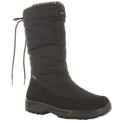 NAOT Footwear Women's Montana Winter Boot Black - 36 M EU / 5-5.5 B (M) ()