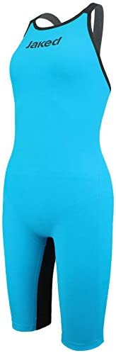 Jaked J-Keel Knee Suit Closed Back Turquoise/Black イギリスサイズ20