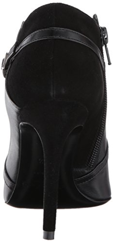 Boot David Ankle Women's Black Charles Laura 6OqYxwI