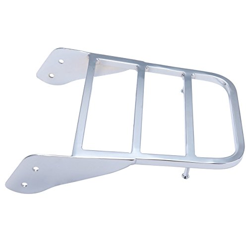 Iglobalbuy Motorcycle Sissy Bar Luggage Rack For Yamaha for sale  Delivered anywhere in USA