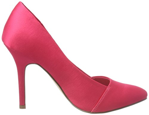 Bianco Damen Loafer Pump 100 Pumps Pink (Rasberry)