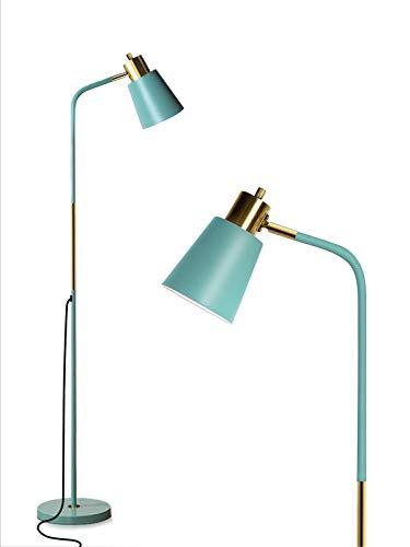 Floor Lamp, Industrial Floor Lamps for Living Rooms & Bedrooms...