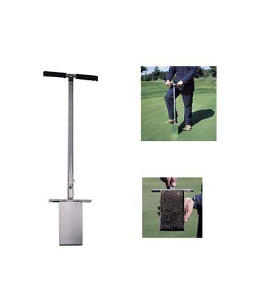 Soil Profile Sampler by Standard Golf