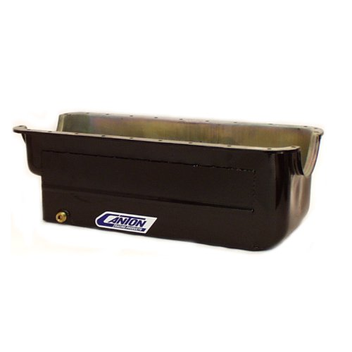 ts 18-760 8 Quart Big Block Marine Full Length Sump Oil Pan (8 Qt Oil Pan)
