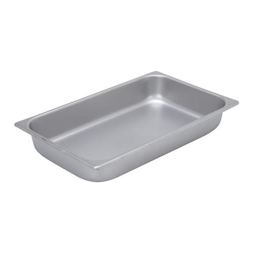 Polar Ware 1202 Stainless Steel Instrument Tray, 12-1/4'' Length, 7-3/4'' Width, 2-1/4'' Height by Polar Ware
