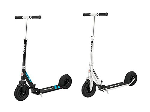 - Razor A5 Air Scooter, Black and Silver Pack