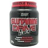 Cheap Nutrex Glutamine Drive Black Unflavored 1000 g