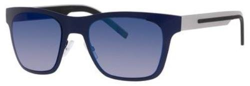 [DIOR HOMME Sunglasses 0189/S 0HJW Matte Blue 52MM] (Christian Dior Homme Sunglasses)