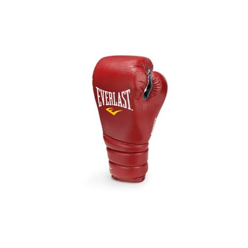 Image of Boxing Gloves Everlast 281100 Protex3 Professional Fight Gloves Red 10 0Z XL