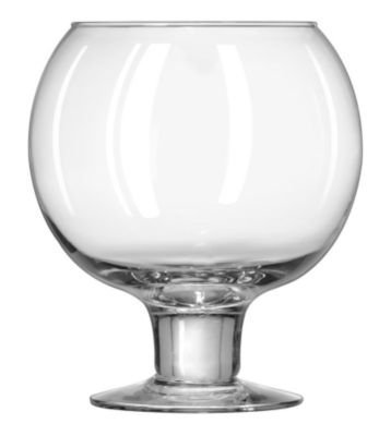 (Libbey 3408 51 Ounce Super Globe Glass (3408LIB) Category: Specialty Cocktail Glasses)