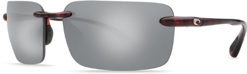 Sunglasses Costa Del Mar CAYAN AY 10 OSCP TORTOISE SILVER MIR - Costa Optical Frames