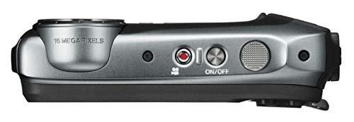 Fujifilm FinePix XP135 Rugged Waterproof Digital Action Camera/Camcorder - Black