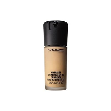 mac mineralize satinfinish spf 15 foundation price in india