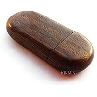 Lot 10 16GB 16G Walnut Wood USB Flash Drive Pack Memory Key Stick Bulk Wholesale (16GB)
