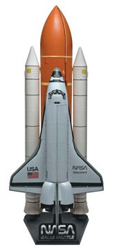 Revell Space Shuttle With Fuel Tank And Boosters