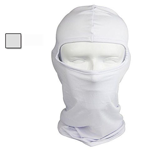 [Ezyoutdoor Mask Thermal Swat Ski Neck Hoods Full Face Mask Cover Hat Cap for Riding Cycling Hunting Fishing Walking Outdoor Sports] (Latex Wolf Suit)