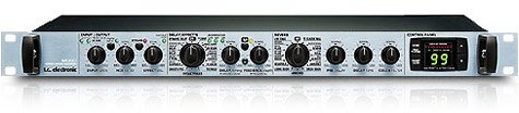 TC Electronic M-350 Reverb and Effects Processor for Stage and Studio