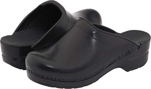 Women's Dansko 'Sonja' Leather Clog, Size 4.5-5US / 35EU - B