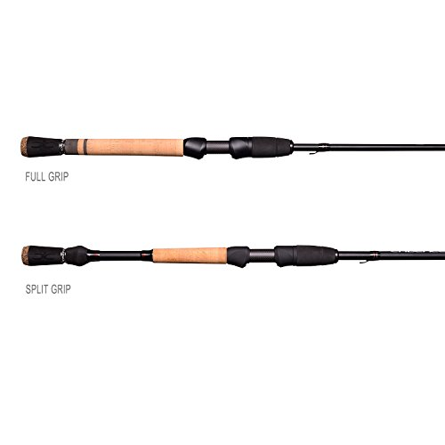 Cadence Fishing CR5 Spinning Rods | 30 Ton Carbon | Fuji Reel Seat | Stainless Steel Guides with SiC Inserts | Full Assortment of Lengths, Actions and Handle Configurations