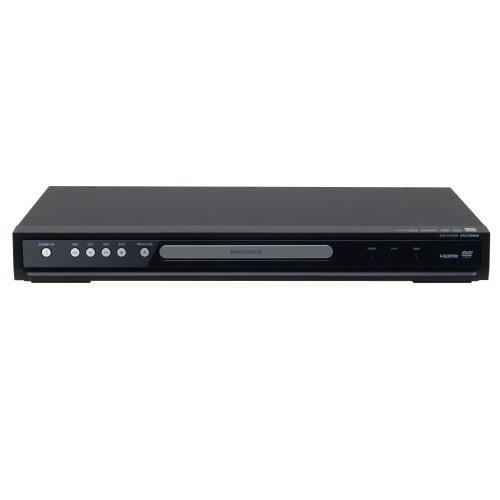 UPC 053818570586, Magnavox DP170MW8 Up Converting HDMI DVD Player, Black