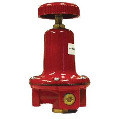 - Red Dragon 567RD Medium Capacity Adjustable Regulator 0-100psi