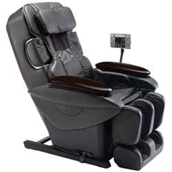 Panasonic EP30007 Real Pro ULTRA™ with Advanced Quad-Style Massage Technology Massage Chair