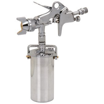 Central Pneumatic 6.75 oz. Touch-Up Air Spray Gun
