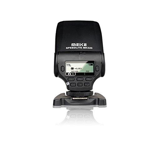Meike MK-320F TTL Flash Speedlite Work for FujiFilm Fuji X-T1 X-M1 X100s X100t X30 X-pro 1 X-a1 X-A2 X-E1 X-E2 S1 SL1000 Cameras
