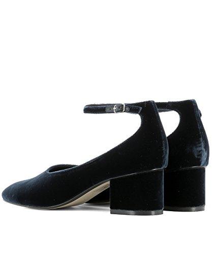 Black Velvet Heels Nkairos2dblfb Morrison Sigerson Women's wY8PtIp