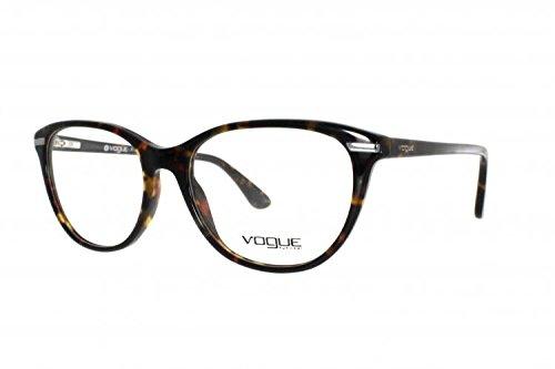 c159dda0f25 Vogue VO 2937 Eyeglasses W656 Dark Havana 53-17-140  Amazon.co.uk  Health    Personal Care