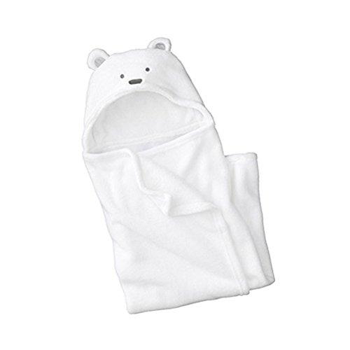 Pucktücher Wickeln Sie Decke Multi-Funktions-weiches Baby Neugeborenen Windeln wickeln Schlafsack
