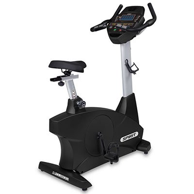 Spirit Cu800 Upright Bike, 42'' X 21'' X 53'' - 1 Each / Each - 10-6076