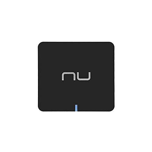 Nuforce BTR100 High Fidelity Bluetooth Digital Receiver (Black) by NuForce