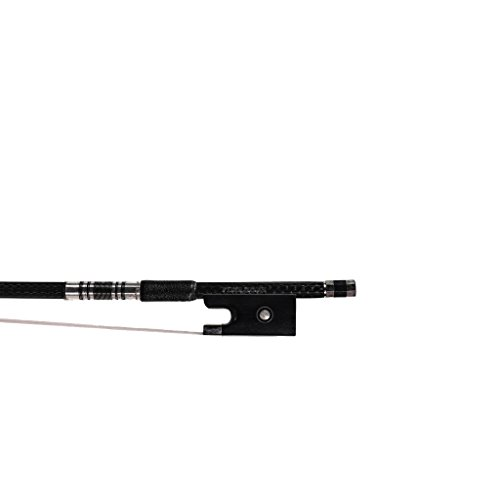 Fiddlerman Carbon Fiber Weave Violin Bow 4/4 by Fiddlerman (Image #3)