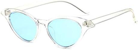 MDKCDUBP Gafas De Sol Unisex Gafas De Sol De Diseño De Moda Platic Frame Vintage Sunglass para Actividades Aire Libre