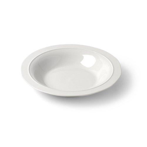 Pfaltzgraff Heritage Rim Soup Bowl, 14-Ounce, White