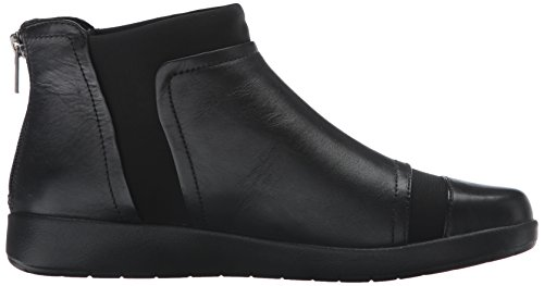 Rockport Leather Black Women's Black Darina Devona Boot 0ZAw0rq