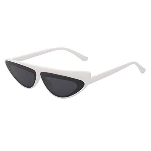 Bsjmlxg Fashion Polarized Sunglasses Retro Eyewear for Men & Women Driving Fishing UV 400 ()