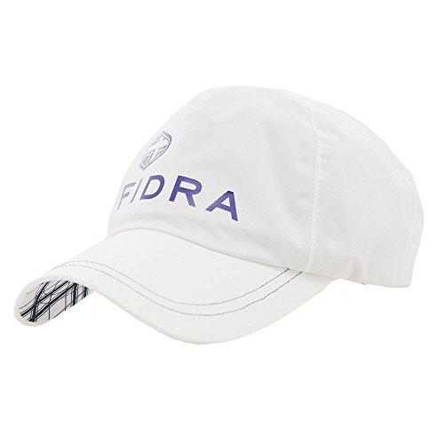 フィドラ FIDRA レインウェア レインキャップ FA132641 ホワイト フリー